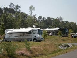 Camping In A rented RV In Virginia