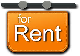 How much to rent a RV for sign