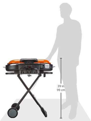 Coleman Portable LXE Grill Heigth