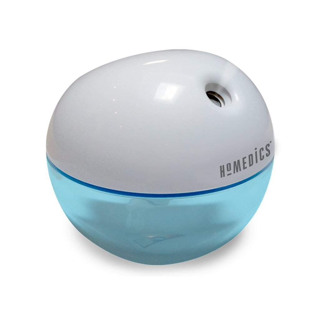 Picture of a homedics travel humidifier