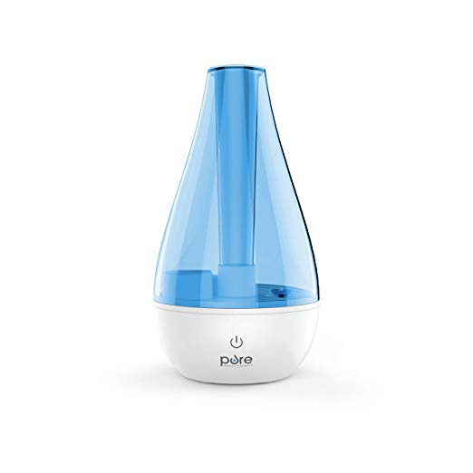 Blue Travel Humidifier