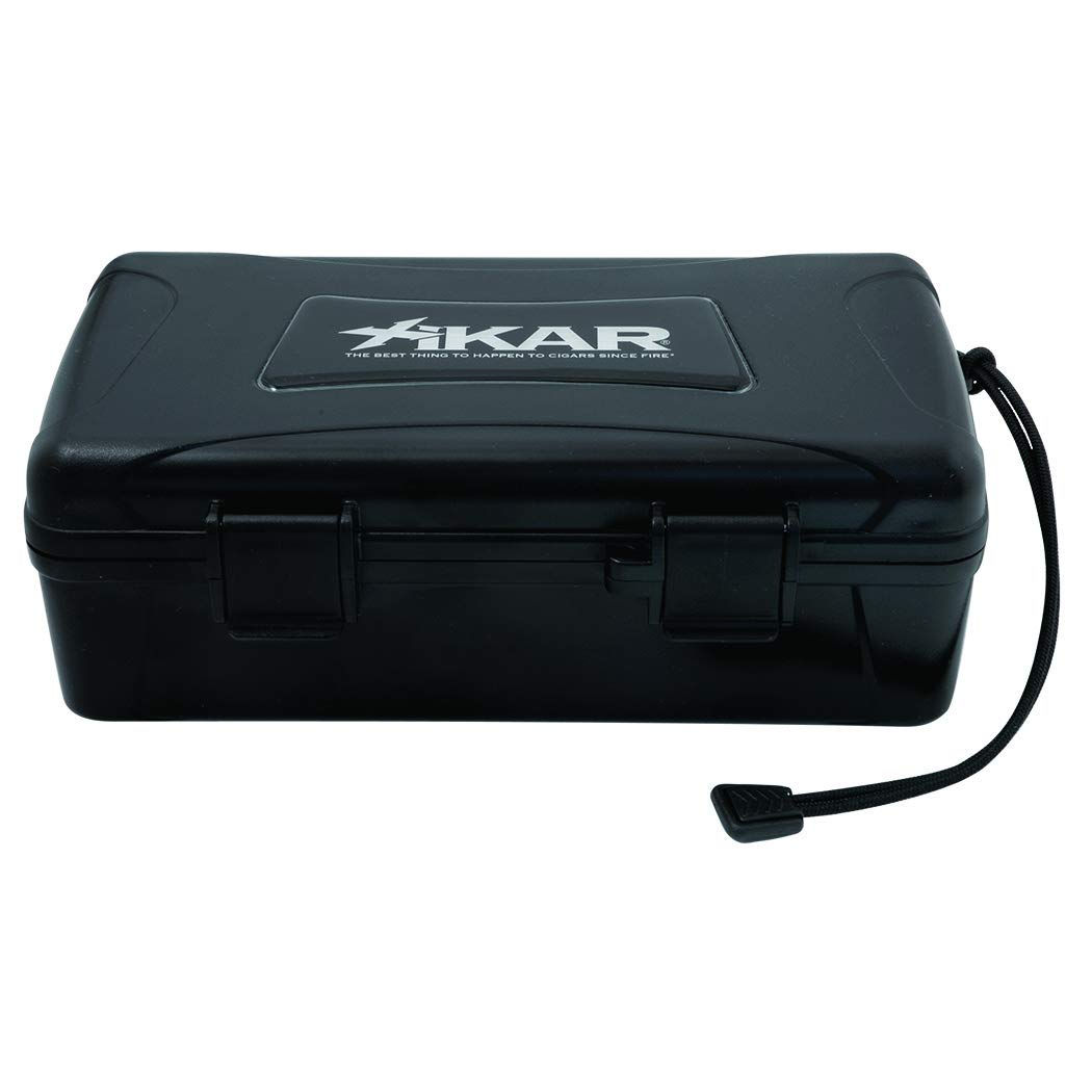 Closed Xikar Travel Humidor