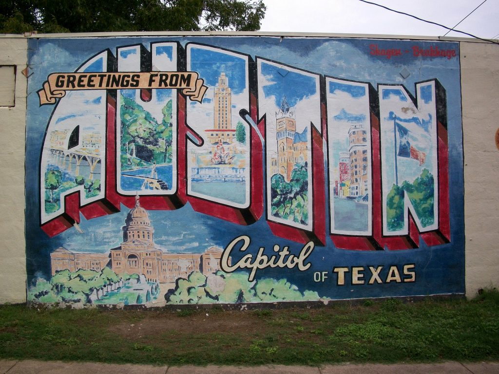 Graffiti of Austin